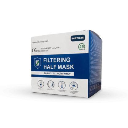 Berticar FFP2-Atemschutzmaske - Verpackung