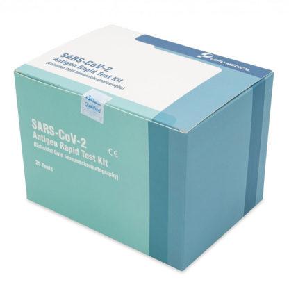 LEPU MEDICAL COVID-19 Antigen Schnelltest - Verpackung außen
