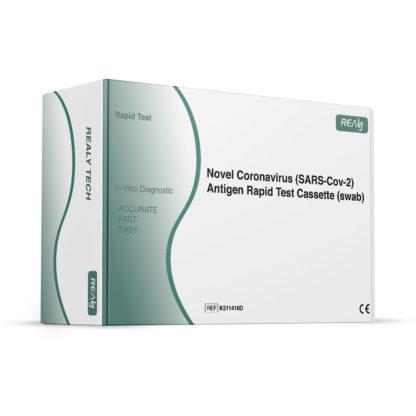 Realy Tech SARS-Cov-2 Antigen-Schnelltest - Packung geschlossen
